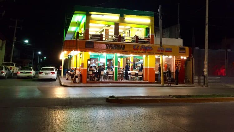 El Fogon in Playa del Carmen 7