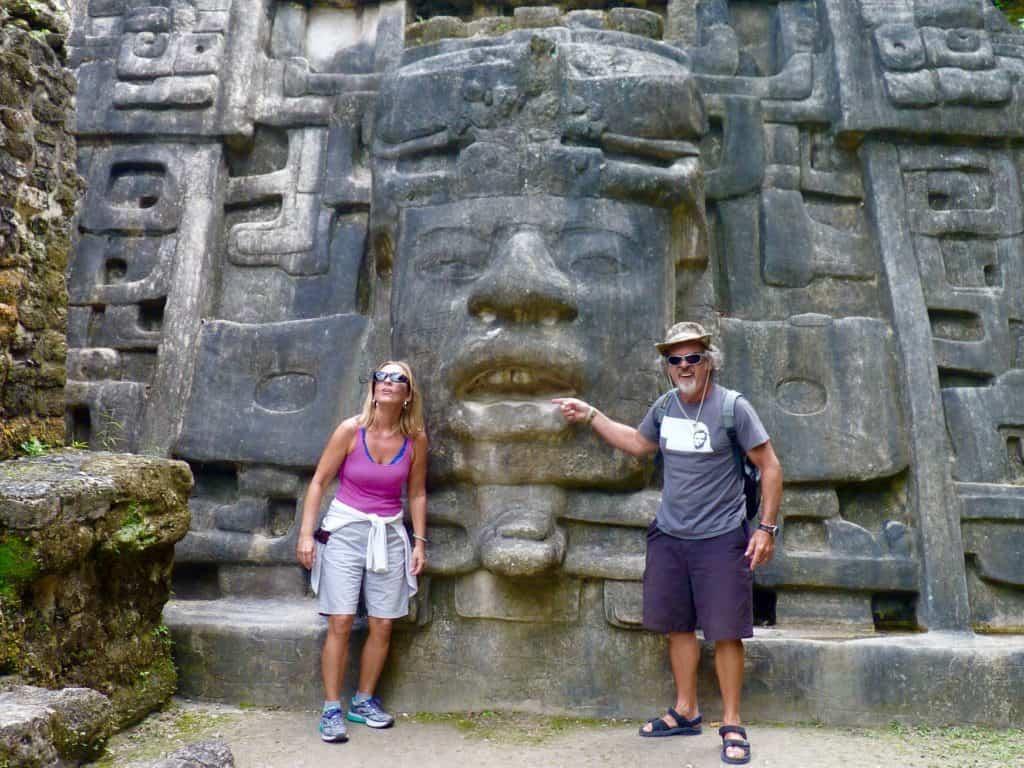 Tour review: Lamanai - Mayan ruins 2