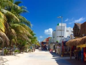 5 neighborhoods of Mahahual, Mexico, a beautiful beach community