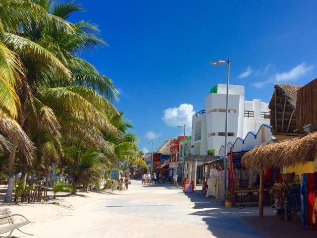 5 neighborhoods of Mahahual, Mexico, a beautiful beach community