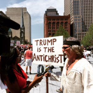 What happened during our stand against Donald Trump at the RNC in Cleveland