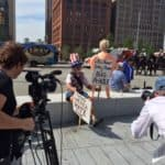 The Twilight Zone: Protesting the RNC in Cleveland 3