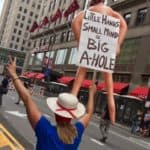 The Twilight Zone: Protesting the RNC in Cleveland 2
