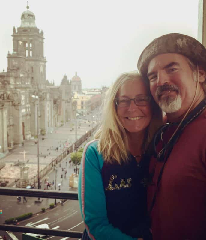 Us in mexico city - how Mexico changed me for the better