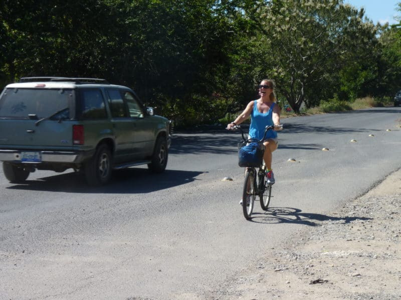 Bicycle dangers in Ajijic and Chapala are real - we had crashes 38