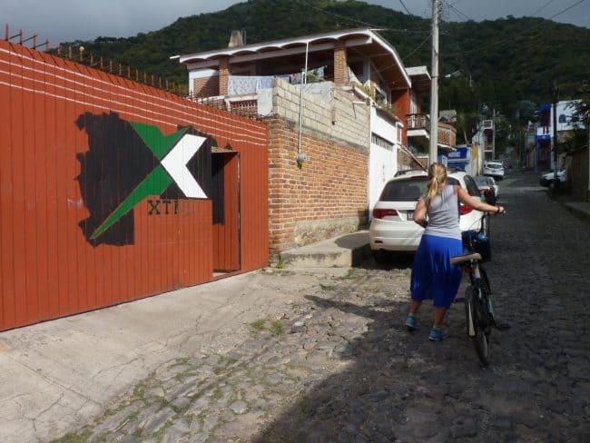 bike in Ajijic