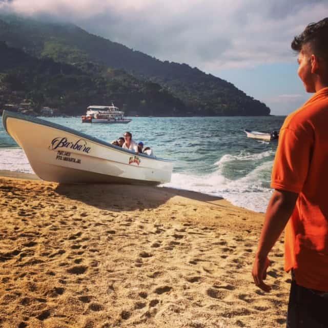 yelapa-tourist-boat