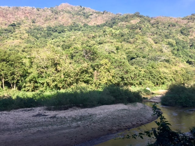 Exactly how to get to cool upriver waterfall in Yelapa 7
