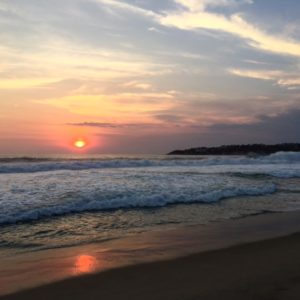 Sun, surf and a breast biopsy in Mexico