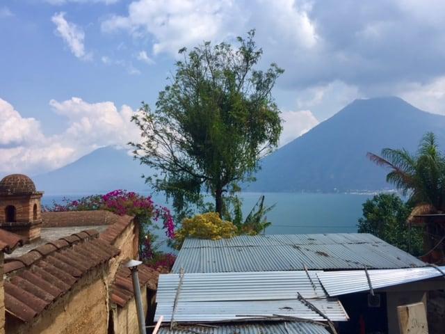 posh and poor in guatemala