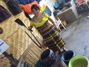 San Juan la Laguna, an artsy village with hard-working Maya women 2