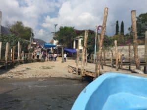 Chicken buses, a boat, and tuk tuks to Lake Atitlan from Guatemala City 4