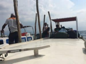 Chicken buses, a boat, and tuk tuks to Lake Atitlan from Guatemala City 3