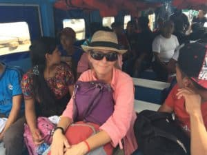 Chicken buses, a boat, and tuk tuks to Lake Atitlan from Guatemala City 5