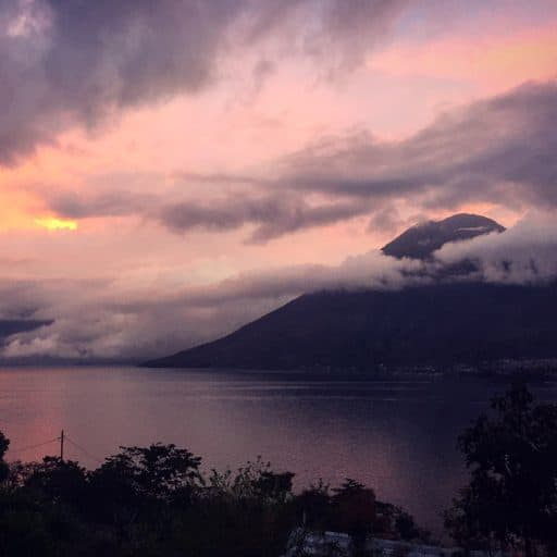 Lake Atitlan mysterious