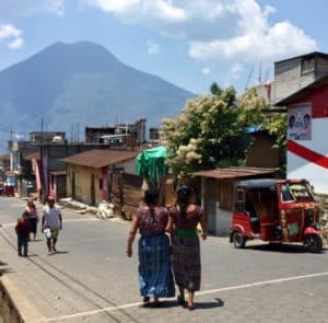 San Pablo la Laguna: Mayan village on Lake Atitlan with no tourists (besides us)