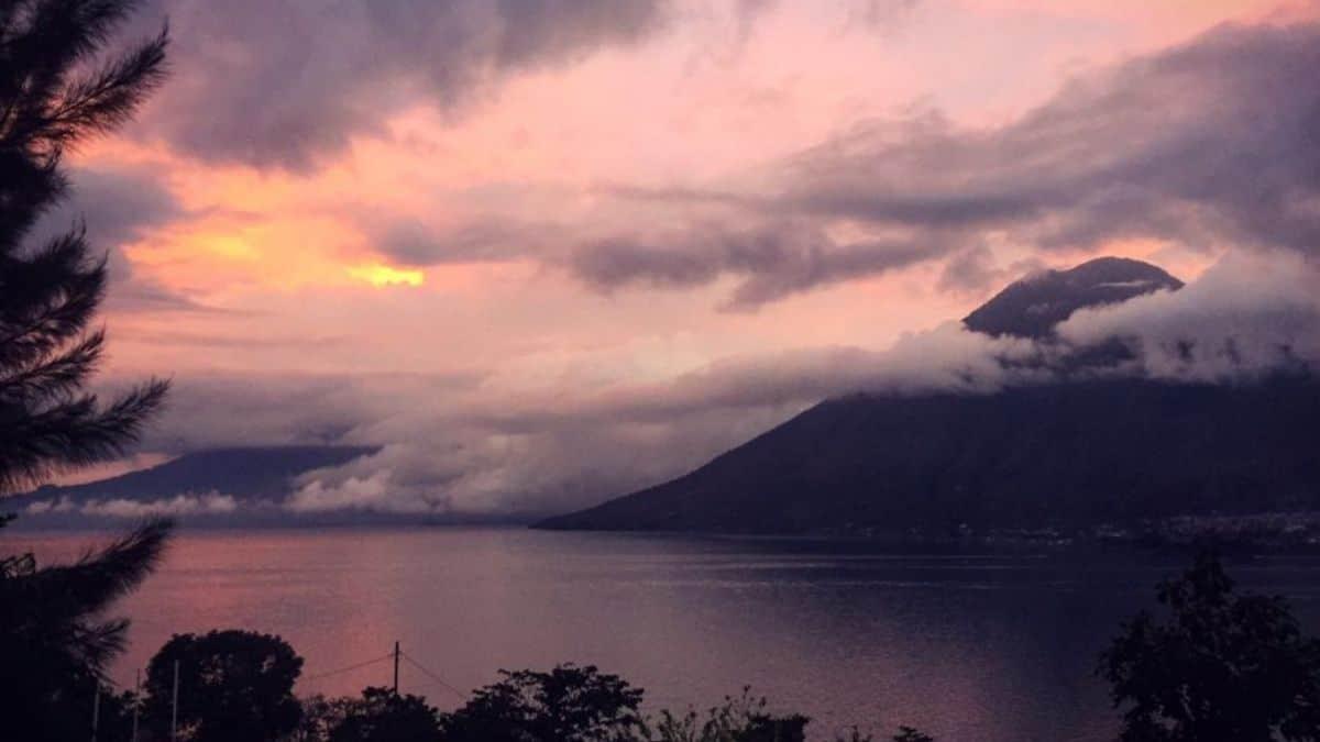 mysterious lake atitlan