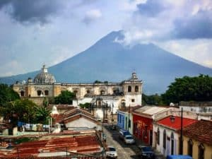 3 rooftop cafes to enjoy coffee in Antigua, Guatemala