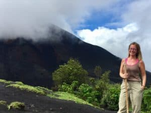 Retire early and travel: A hike up Guatemala's Pacaya Volcano