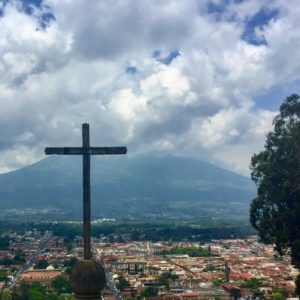 Volcanoes, earthquakes, ruins: Early retired life in Antigua, Guatemala