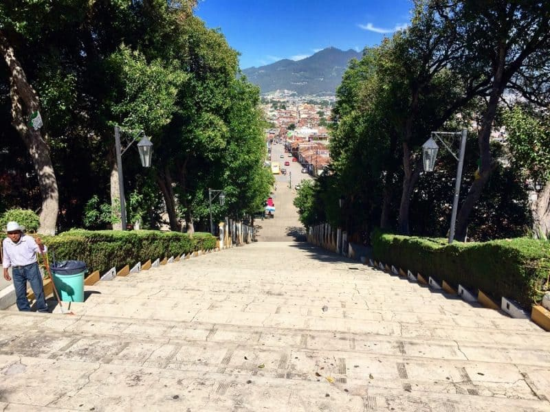 Five points on month-long visits to San Cristobal, Mexico 4
