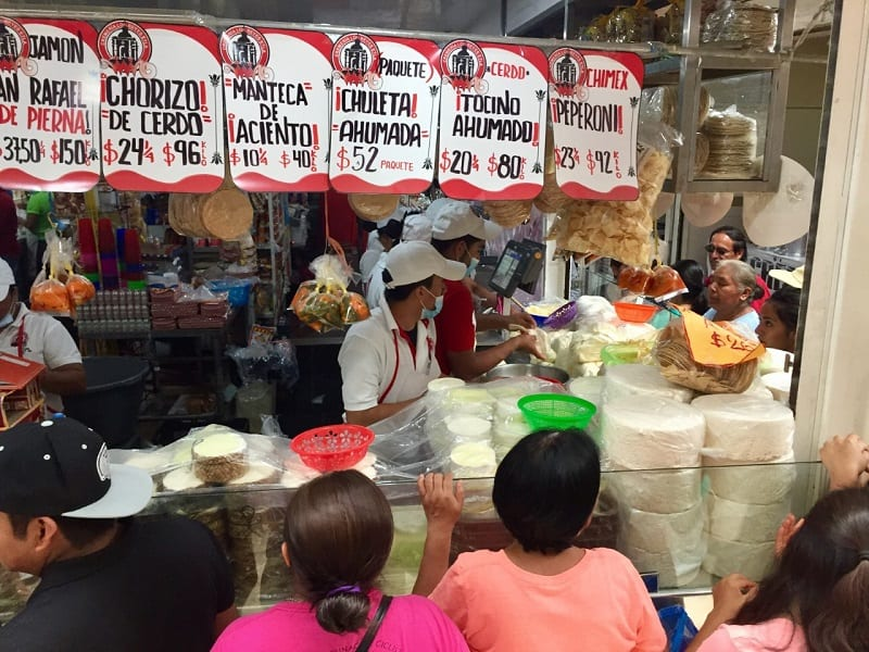 Abastos Market in Oaxaca City: 4 acres of everything you can imagine 13