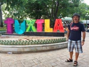 Marimba Park in Tuxtla & Christ Cross in Copoya