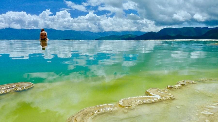 4 useful tips for Hierve el Agua in Oaxaca