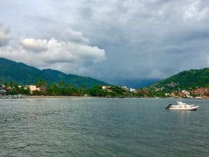 Zihuatanejo: First impressions on the early retired budget travel tour