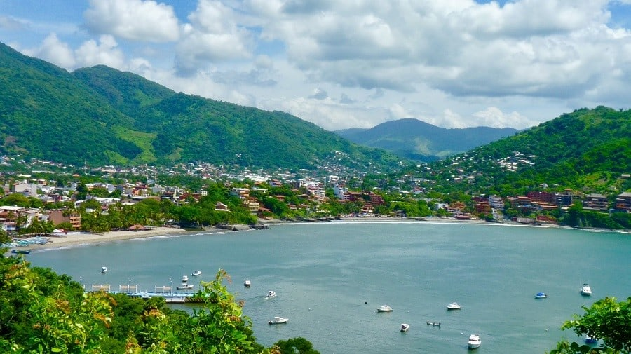 What makes Zihuatanejo stand out as a unique place 7