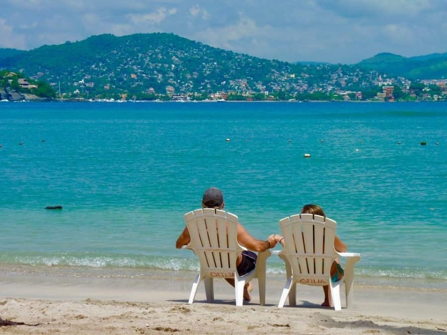 Early retirement budget travel totals for 2017