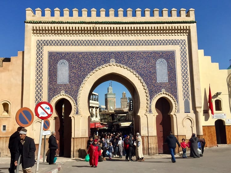 Travel notes on ancient alleys and modern trends in Fez
