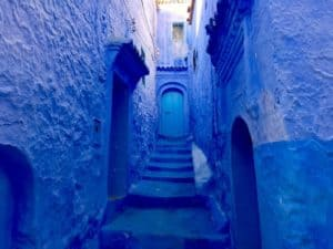 Imperfections not often revealed on blogs and social media about Chefchaouen