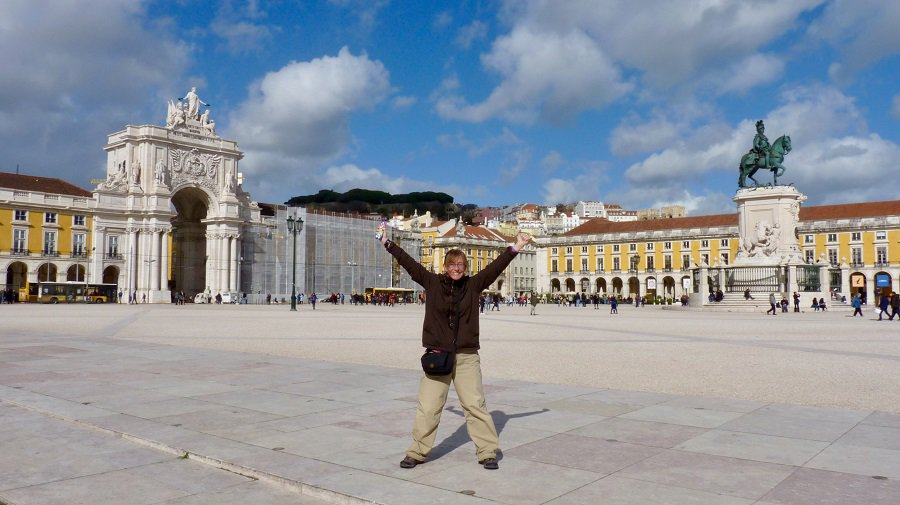 Free walking tour in Lisbon full of history, tips 1