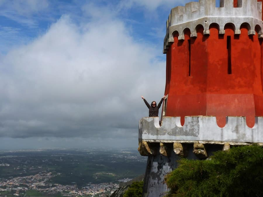 5+ ways to save time at Sintra palaces, despite long lines 2