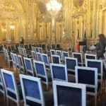 Free concerts in Hall of Mirrors at Foz Palace in Lisbon 2