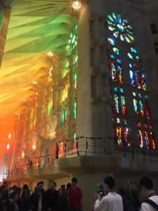 Tribute to God: La Sagrada Familia in Barcelona