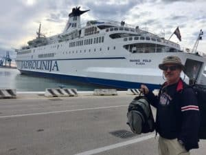 Easy Adriatic adventure: Ferry from Italy to Croatia