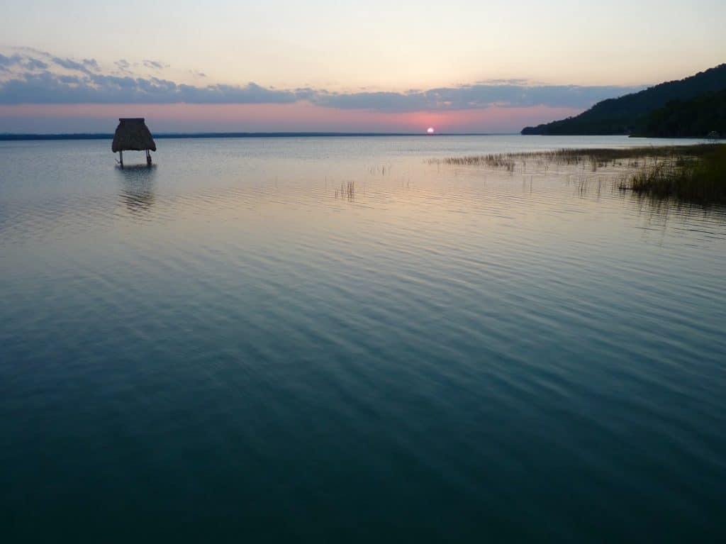 isla de flores, guatemala could be your labor day destination