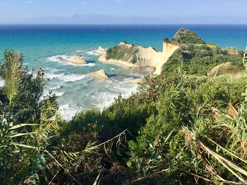 Our memorable time around Corfu Island in Greece