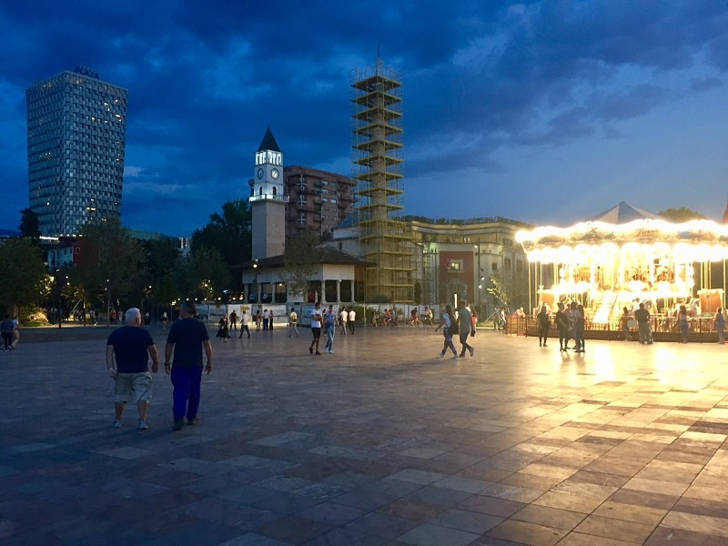 Tirana is delightful nearly 30 years after communism 11