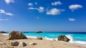 Beautiful Greece: Lefkada Island on a budget