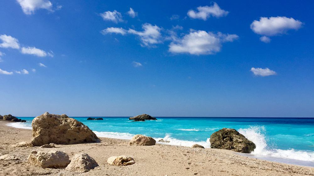 Beautiful Greece: Lefkada Island on a budget 1