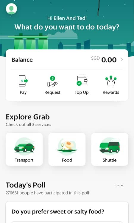 Singapore: getting there on Scoot, getting around on Grab 4