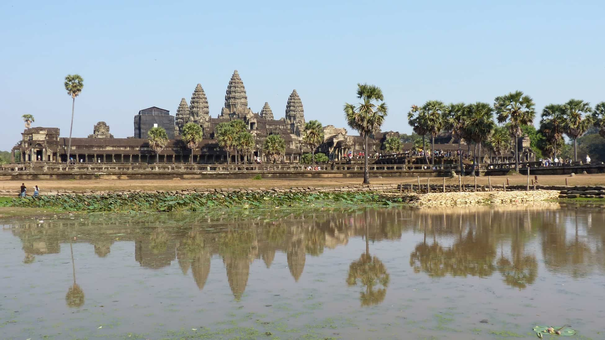 Angkor Wat budget travel tips