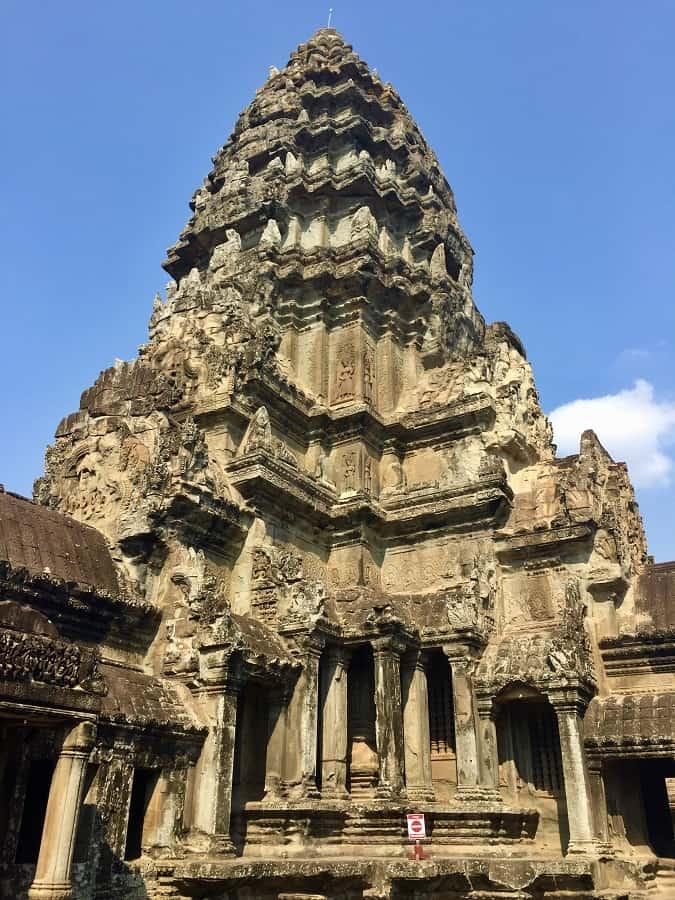 Angkor Wat budget travel tips