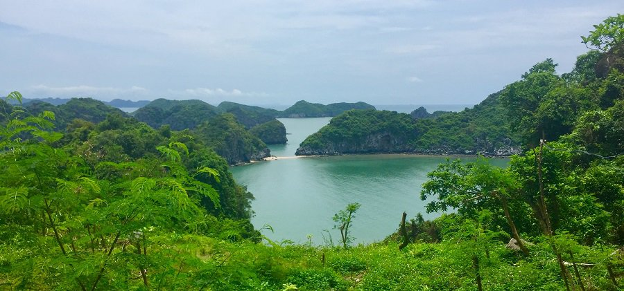 Cat Ba Island hikes, beaches & boat rides