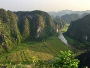 Dreamy landscapes, active days in Ninh Binh