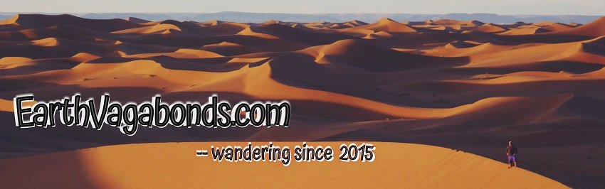 The Sahara Desert in Morocco - how to retire early and travel the world