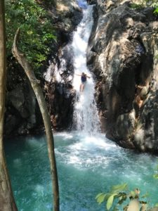 7 Incredible waterfalls, thrilling cliff jumps in Bali